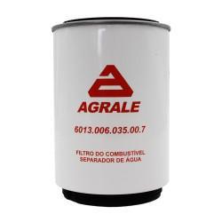 FILTRO SEPARADOR DE COMBUSTIBLE AGRALE 6013.006.035.00.7