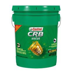 ACEITE MOTOR CASTROL CRB VISCUS 25W60 19 LTS