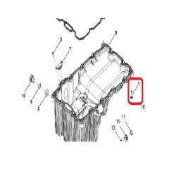 TORNILLO M8X1,25X25