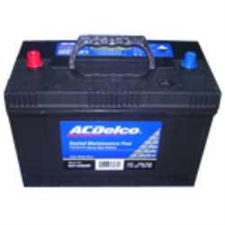 BATERIA 100 AMP BORNE STANDARD AC DELCO
