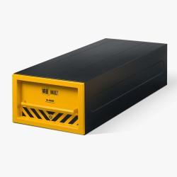 Caja de herramientas metálica Van Vault Slider