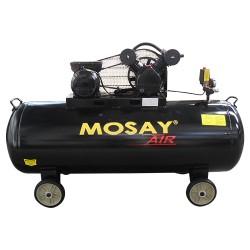 COMPRESOR POLEA 5.5HP 300 LTS MOSAY