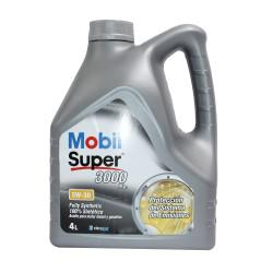 ACEITE MOTOR MOBIL SUPER 3000XE 5W30 4 LTS