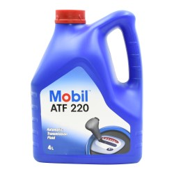 ACEITE HIDRAULICO MOBIL ATF 220 4 LTS