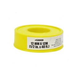 TEFLON PARA GAS 12MMX12M TACTIX